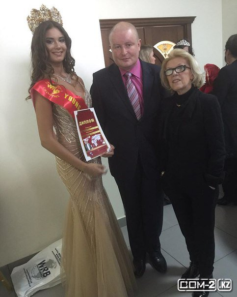 "Должанский-""World Russian Beauty 2016""!"